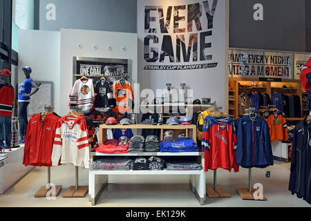 6b4185aa497 NHL hockey clothes & memorabilia for sale at the NHL store on Avenue of the  Americas