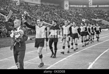 Moscow. USSR. The match between FC Torpedo Moscow and FC Shakhtyor Donetsk ended with 1:3 score. FC Shakhtyor Donetsk, - Stock Photo