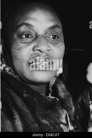 miriam makeba famous south african singer arrives home to