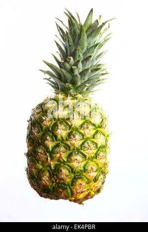 Tropical fruit, pineapple, - Stock Photo