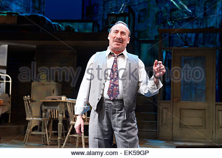 Death of a Salesman by Arthur Miller, A Royal Shakespeare Company Production directed by Gregory Doran. With Antony - Stock Photo