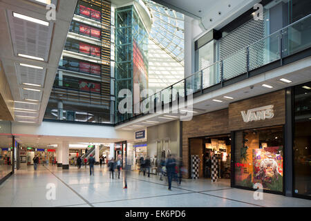 manchester arndale vans store interior - Stock Photo