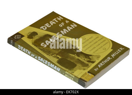 Death of a Salesman by Arthur Miller - Stock Photo