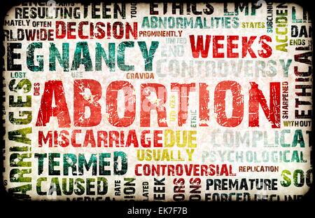Abortion - Stock Photo