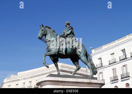 Puerta Del Sol - Stock Photo