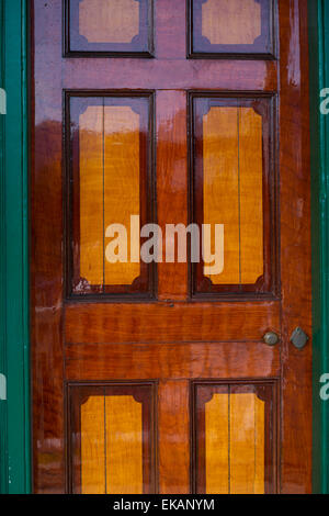 Historical homes,sites , Beaufort, North Carolina,Carteret County,detail - Stock Photo