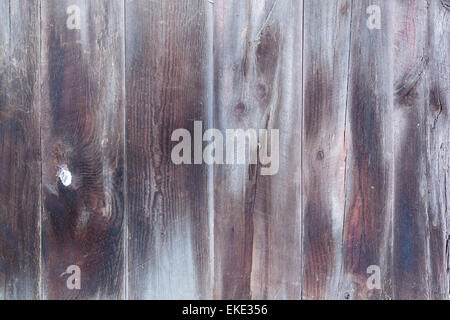 Old and weathered wooden planks. - Stock Photo