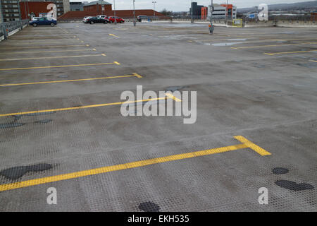 Taunton Multi Storey Car Park