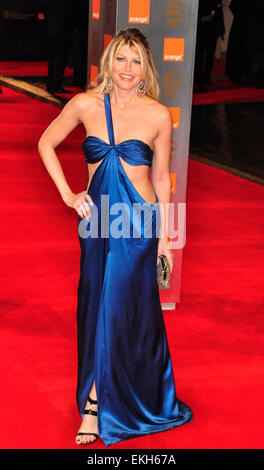 13.FEBRUARY.2011. LONDON  MEREDITH OSTRUM AT THE ORANGE BRITISH ACADEMY FILM AWARDS AT THE ROYAL OPERA HOUSE IN - Stock Photo