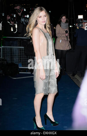 28.NOV.2011 LONDON  GEORGIA MAY JAGGER ATTENDS THE 2011 BRITISH FASHION AWARDS HELD AT THE SAVOY HOTEL. - Stock Photo