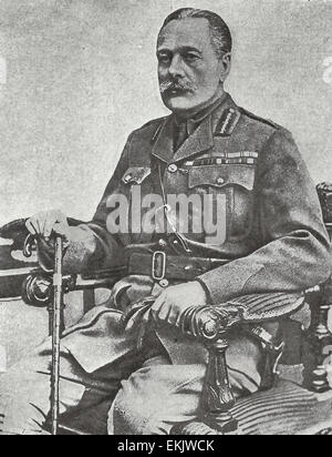 General Sir Douglas Haig British Army Officer Stock Photo