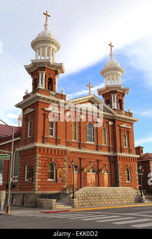 St Thomas Aquinas Cathedral in Reno, Nevada, USA - Stock Photo