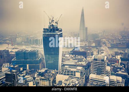 London city - Stock Photo