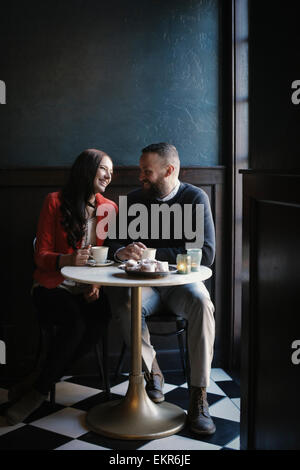 A couple in love. - Stock Photo
