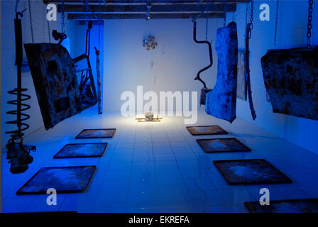 Mattress factory art museum in Pittsburgh PA - Stock Photo