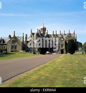 Lurgan, Co Armagh, Northern Ireland, Browlow House - Stock Photo