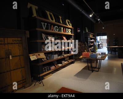 ... Cargo, Furniture And Kitchen Store, Via Meucci Street, Milan, Lombardy,  Italy