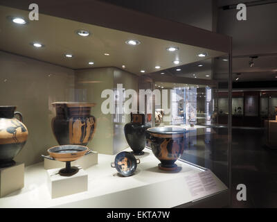 Archaeological Museum, Corso Magenta street, Milan, Lombardy, Italy, Europe - Stock Photo