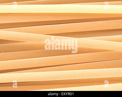fettuccine pasta - Stock Photo