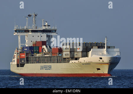 Containerfeeder Ida Rambow - Stock Photo