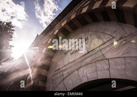 Museum of Anatolian Civilizations - Stock Photo