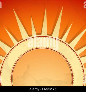 Summer Background. - Stock Photo