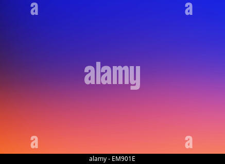Blue and pink background - Stock Photo