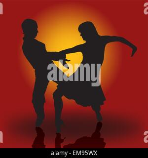 Samba Dancers - Stock Photo
