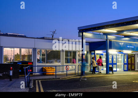Royal Preston Hospital provides a wide range of emergency, elective and specialist healthcare services - Stock Photo