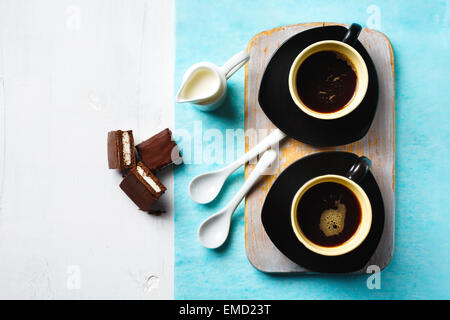 Marble Espresso Coffee Cake