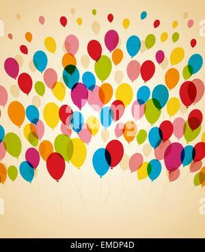 Happy Birthday - Stock Photo