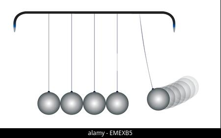 Kinetic Energy - Stock Photo