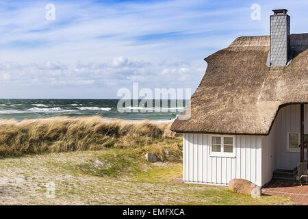 House building water baltic sea salt water sea ocean - The dune house the floating roof ...
