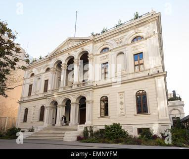 Soho House private members club in Beyoglu Istanbul Turkey - Stock Photo