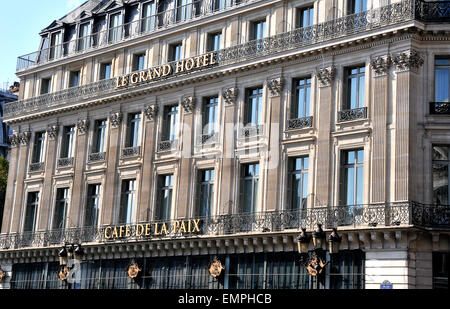 Image result for paris la grand hotel