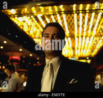 Casino is a 1995 American crime drama film directed by Martin Scorsese. It is based on the non-fiction book of the - Stock Photo