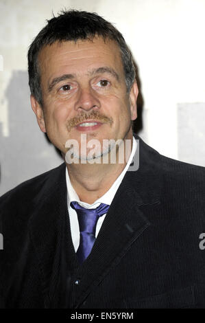 Specsavers Crime Thriller Awards 2014 at the Grosvenor Hotel London - Arrivals  Featuring: Mark Billingham Where: - Stock Photo