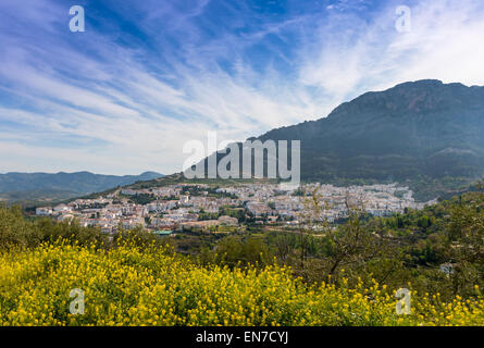 View of Cazorla Town, Jaen Region, Andalusia, Spain - Stock Photo