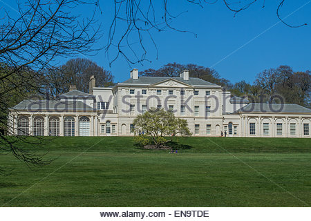 Kenwood House, London, on/near Hamstead Heath', as seen in 'Notting Hill' Film - Stock Photo