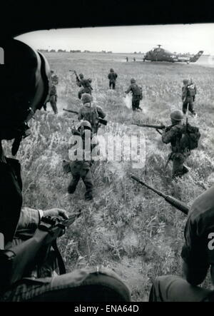 File. 30th Apr, 2015. The Vietnam War, also known as the Second Indochina War, and also known in Vietnam as Resistance - Stock Photo