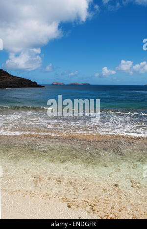 St Barth, St. Barths, Saint-Barthélemy, French West Indies, French Antilles, Caribbean - Stock Photo