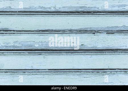 Light blue wood planks vintage or grunge background texture - Stock Photo