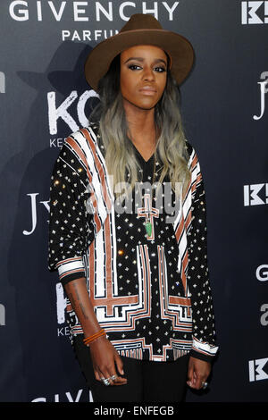 69483062f36fb ... Keep A Child Alive s 11th Annual Black Ball - Red Carpet Arrivals  Featuring  Angel Haze