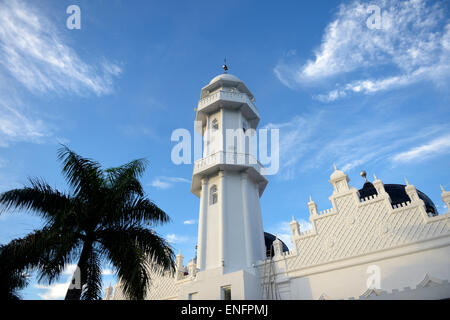 Minaret, Great Mosque, Banda Aceh, Indonesia - Stock Photo