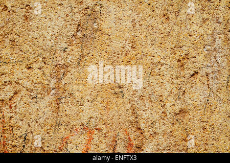 background made of a close-up of an old stone surface - Stock Photo
