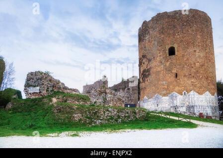 Casertavecchia, Caserta, Campania, Italy - Stock Photo