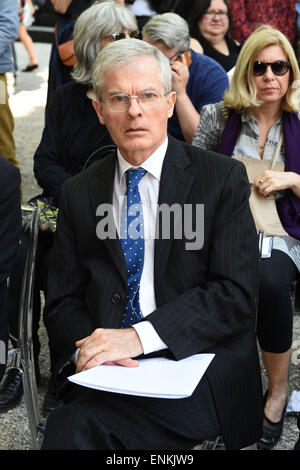 Venice, Italy. 07th May, 2015. Philip Rylands, Director of the Peggy Guggenheim Collection, attends an event in - Stock Photo