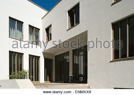 Residential Building Apartment House By Ludwig Mies Van