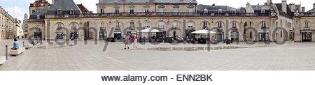 Dijon, Altstadt, Place de la Liberation - Stock Photo