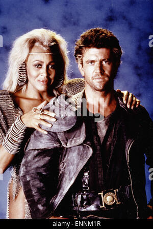 Mad Max Beyond Thunderdome, aka Mad Max - Jenseits der Donnerkuppel, Australien 1985, George Miller, George Ogilvie, - Stock Photo